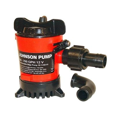 Johnson Bilgepumpe L650 / 12V