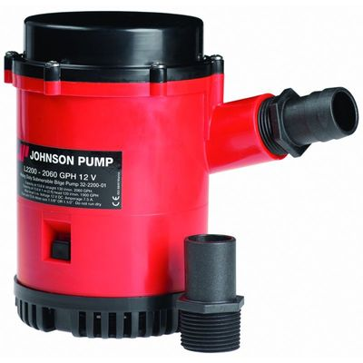 Johnson Bilgenpumpe L2200/12V