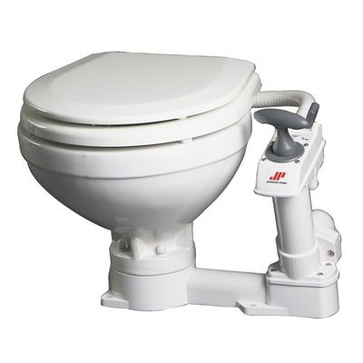 Johnson AquaT Manual Compact Toilette