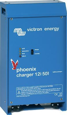 Victron Phoenix Charger 12/50 (2+1)