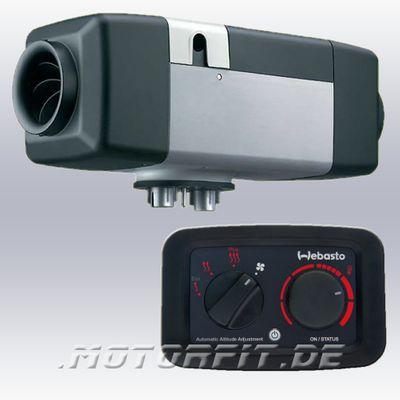 Webasto LU Air Top Evo 40 Diesel 12V Marine + Bedienelement Evo M