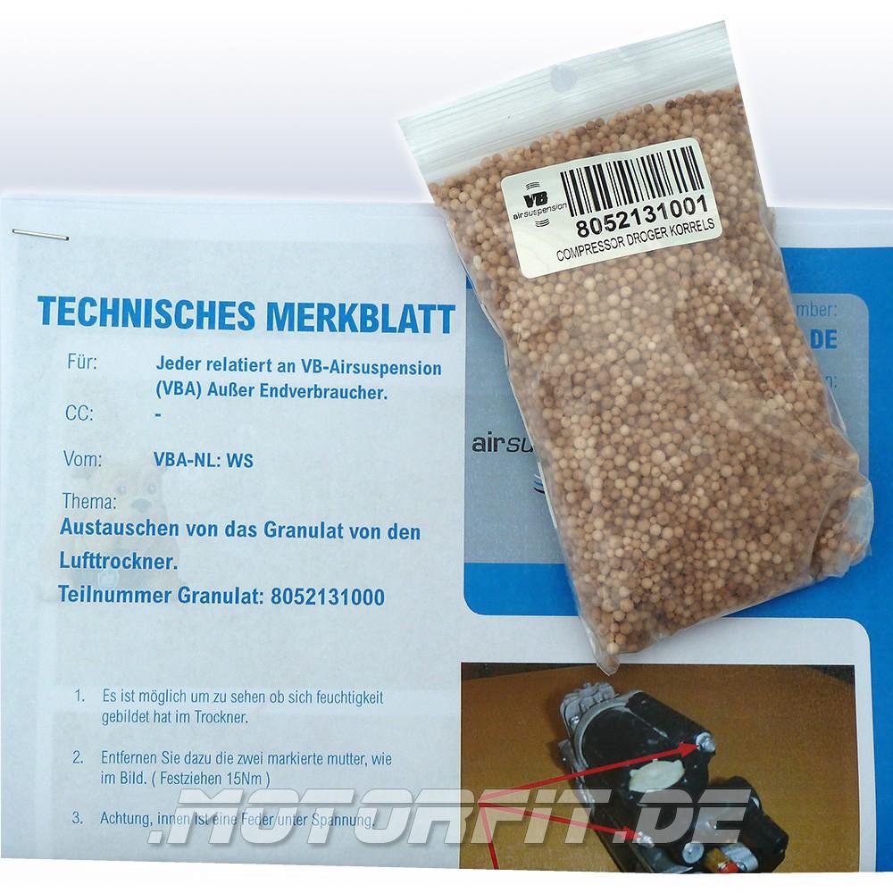 Sympathisch Trockner Ideen Von Trocknerfüllung Lufttrockner Kompressor 8052131000 Granulat Für Kompressor