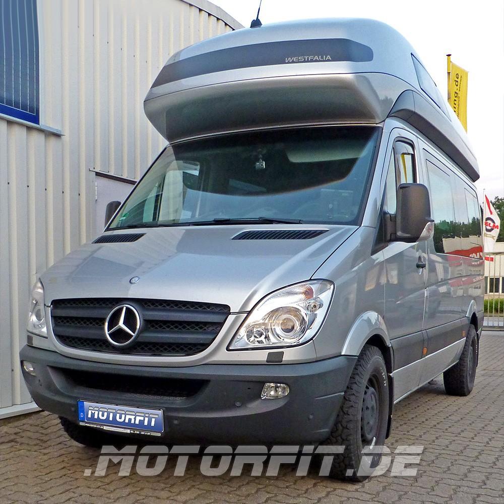 Luftfederung Fr Mb Sprinter W906 2xx 3xx 2006 Heute Hinterachse Mercedes Benz W903 Wiring Diagram Comfort