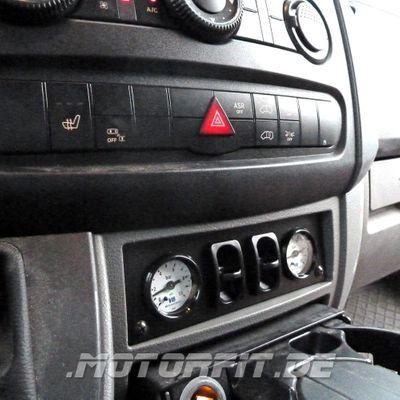 Luftfederung für MB Sprinter W906 2XX-3XX 2006-heute - Hinterachse - Comfort-Camping-Kit mit Rahmenverstärkung – Bild 4