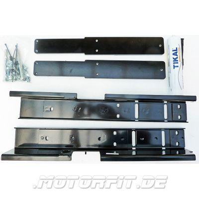 Luftfederung für MB Sprinter W906 2XX-3XX 2006-heute - Hinterachse - Comfort-Camping-Kit mit Rahmenverstärkung – Bild 8