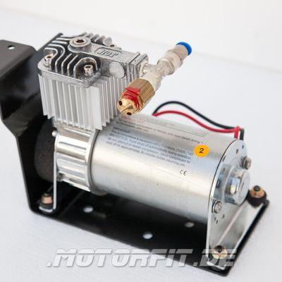 Luftfederung für Reha Volkswagen Transporter - T5 2003-2015 - 2,6t - 3,08t +30mm (Erhöhungskit) Vorderachse & Hinterachse Voll-Luftfederung – Bild 3