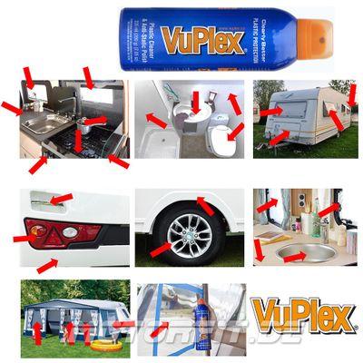 VuPlex® Kunststoff- und Fensterreiniger