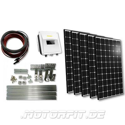 1500W Hausstrom Mini PV-Anlage 1500 Watt