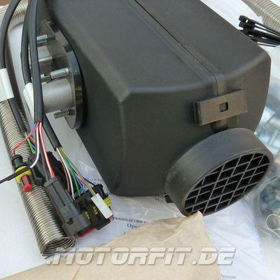 Standheizung Planar 2KW 2d12 MARINE + 7,5L Tank Diesel – Bild 1