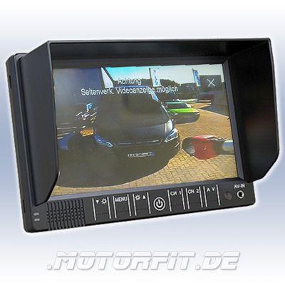 "7"" LCD-TFT Rückfahrkamera-Monitor für Kamera James Cook - Sprinter W906 - Sprinter W903"