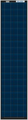 80W++ CENTROSOLAR HOCHLEISTUNGS PANEL - ~320Wh pro Tag - S325P36 1500x350x40m