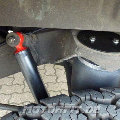 Koni HD Stoßdämpfer für Landrover Defender hinten - Set 2 Stück -  mit einstellbarer Zug/Druckstufe – Bild 1