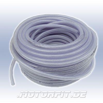 PVC-Gewebeschlauch für Tauchpumpen - Wasser - Garten - 12mm Ø Wasserschlauch 1 - 20 Meter