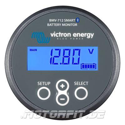 Victron BMV-712 Smart 500A Batteriecomputer mit integriertem Bluetooth Solar Marine Wohnmobil BMV 712 – Bild 1