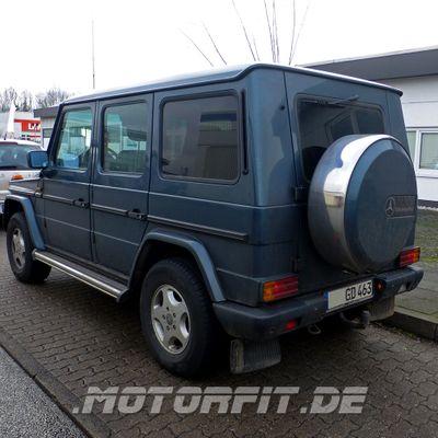 Luftfederung für Mercedes Benz G-Klasse - 4C - Vorderachse & Hinterachse - Voll-Luftfederung – Bild 2