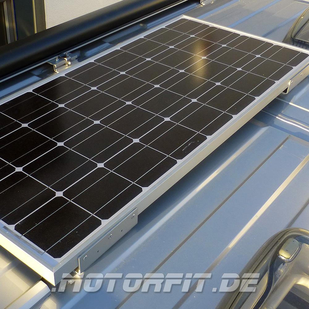 Erneuerbare Energie Elektro- & Sat-technik 200w 12v Solar Spar Set Für Kastenfahrzeuge Komplett Solaranlage 200 Watt Top