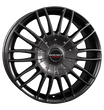 Borbet 4x Leichtmetallfelge CW3 7,5 x 18 Zoll für Mercedes Benz X-Klasse mistral anthracite Radlast 1250 LK114 Alufelge Alufelgen anthrazit Felgensatz