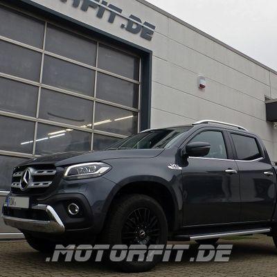 Borbet 4x Leichtmetallfelge CW3 7,5 x 18 Zoll für Mercedes Benz X-Klasse black glossy Radlast 1250 LK114 Alufelge Alufelgen schwarz Felgensatz – Bild 4