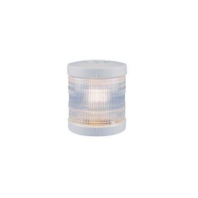 AQUASIGNAL 25 Signallaterne weiß 12 Volt 10 Watt Signal Laterne rundum 360° – Bild 2