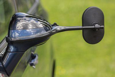EMUK Wohnwagenspiegel für Volvo V90 Cross Country / XC90 / XC60 Caravanspiegel Spiegel