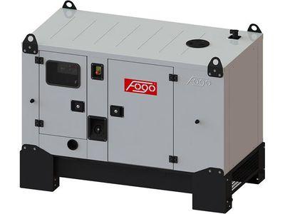 FOGO Mitsubishi Diesel Stromgenerator 15kW 15kVA FDG 15 M Notstromaggregat Power Generator 230/400V – Bild 1