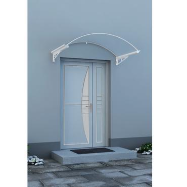 Vordach Überdachung Haustürdach Türdach ANGEL 1,80 x 1,20m – Bild 1