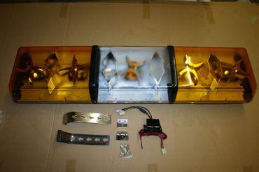 24 Volt 5 DS Leuchtbalken Rundumleuchte Leuchte Warnleuchte – Bild 3