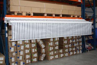 450 x 300 Hülsenmarkise PLUS Markise grau mit Funkmotor – Bild 8