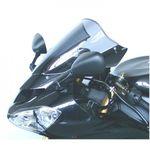 MRA Racingscheibe KAWASAKI ZX 10 R 04-05 Z 750 S 05- rauchgrau 001
