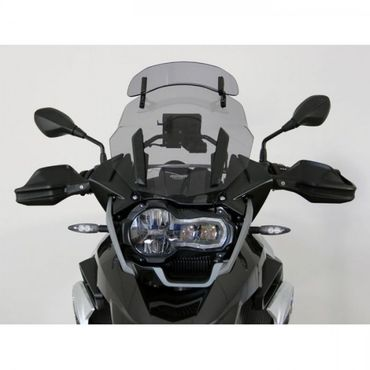 MRA Variotouringscreen BMW R 1200 GS / ADVENT.14- (K50 / K51) rauchgrau