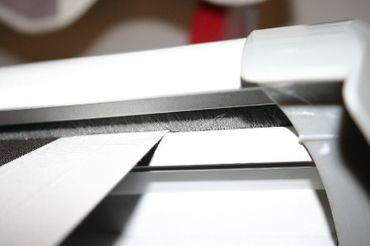 500 x 300 Kassettenmarkise Markise neugelb mit Funkmotor Gestell anthrazit – Bild 5