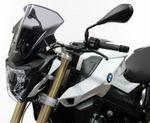 MRA Racingscheibe BMW F 800 R 2015- rauchgrau  001