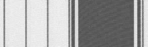 450 x 300 Hülsenmarkise Markise grau mit Handkurbel – Bild 3