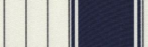 300 x 250 Hülsenmarkise Markise blau mit Funkmotor – Bild 2