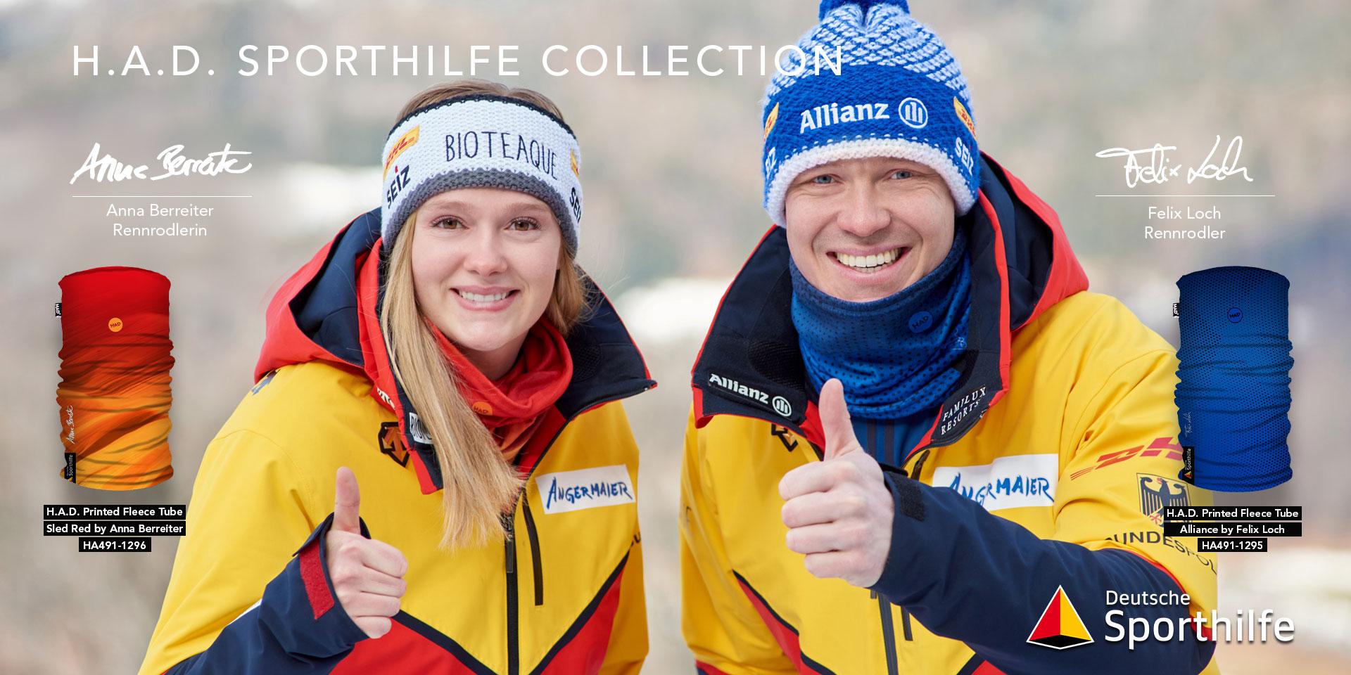 Anna Berreiter & Felix Loch