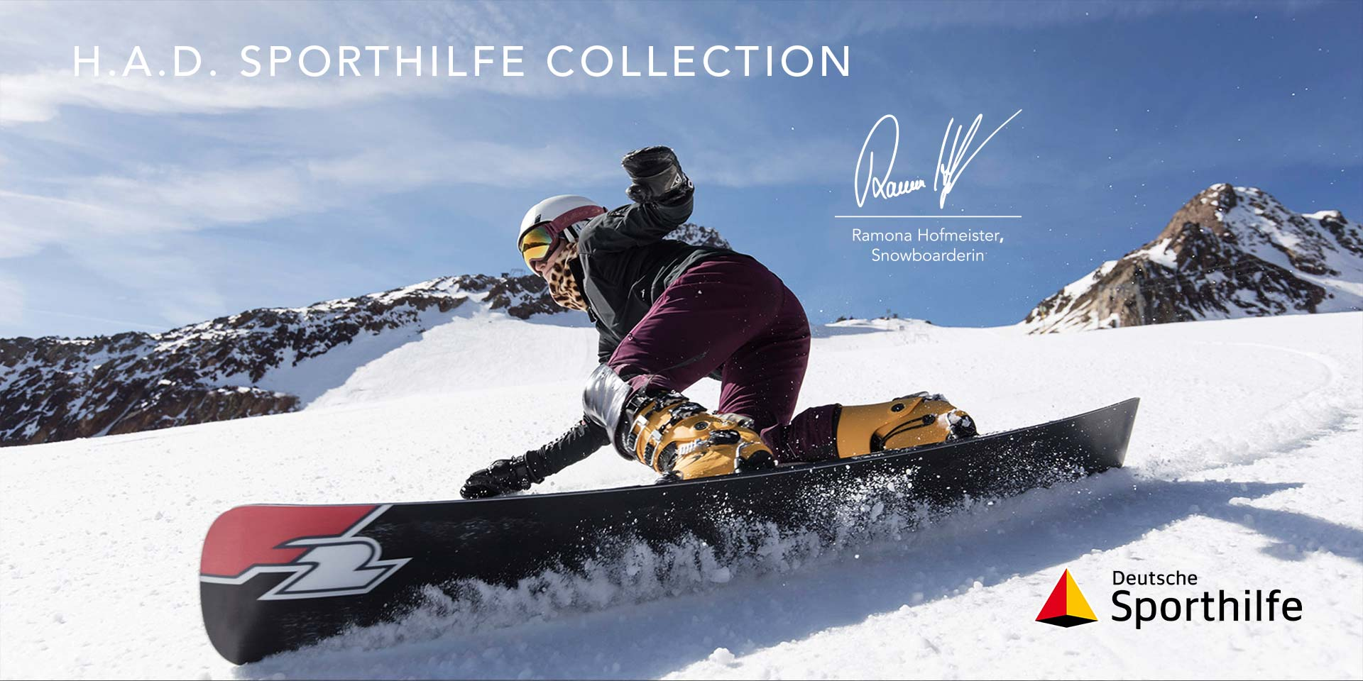 Deutsche Sporthilfe Collection