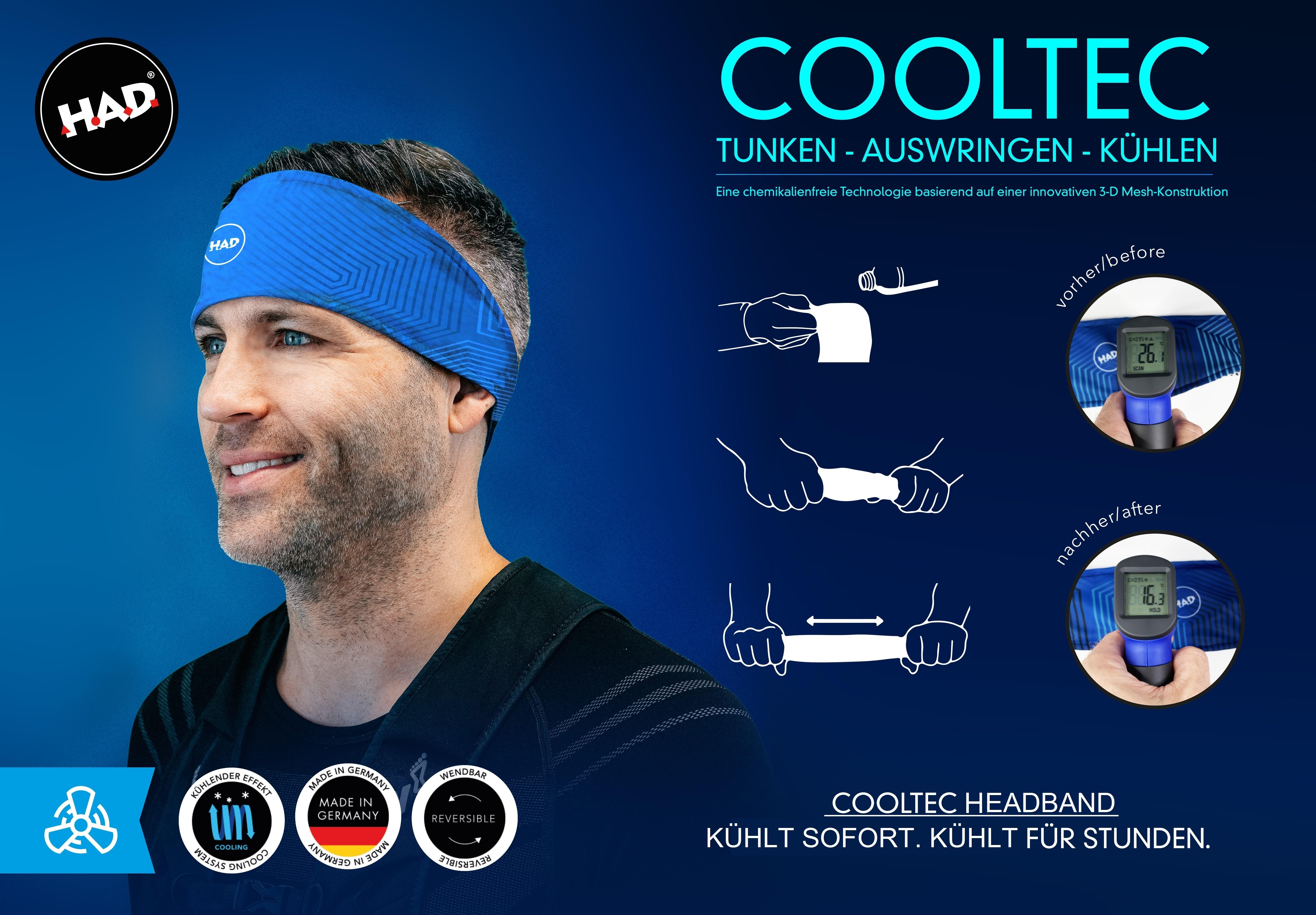 Cooltec Headband