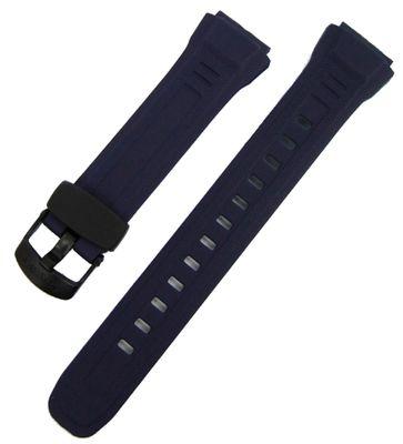 Casio Ersatzband Uhrenarmband Resin Dunkelblau VW-58 WV-58E-2AV WV-58E
