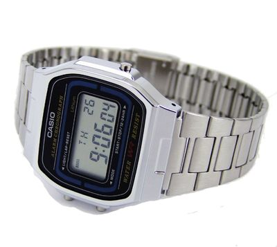 Casio Collection Herrenuhr der Klassiker der 80-er Jahre A164WA-1VES – Bild 2