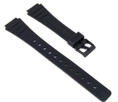 Ersatzband Resin schwarz 16mm Casio AW-48H AW-48HE