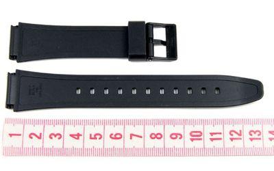 Casio Ersatzband Uhrenarmband 19mm Resin AW-49HE AW-49 – Bild 3
