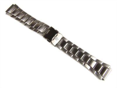 Casio Ersatzband Uhrenarmband Edelstahl 18mm WV-58DE-1AV – Bild 1