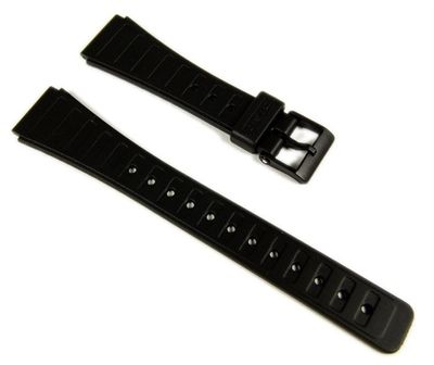 Casio Uhrenarmband Resin 18mm | F-28W F-28 AQ-21 AQ-9 AQ-31 F-23 F-77