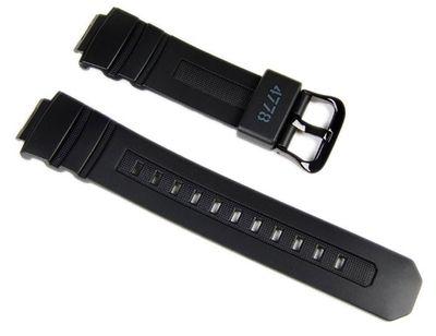 Casio Uhrenarmband Resin AW-591 AW-590 AWG-100 AWG-101 AWG-M100 G-7710