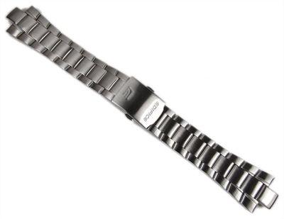 Casio Collection Uhrenarmband Edelstahl EF-125D EF-125 10246050 – Bild 1