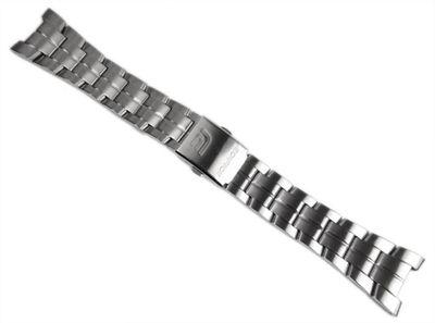 Casio Ersatzband Uhrenarmband Edelstahl EF-126D EF-126 – Bild 1
