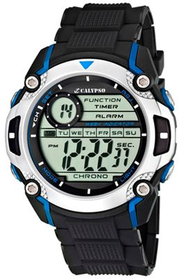 Calypso Watches K5577 Herrenuhr Quarz Alarm-Chrono digital – Bild 3