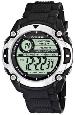 Calypso Watches K5577 Herrenuhr Quarz Alarm-Chrono digital – Bild 2
