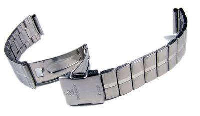 Casio Ersatzband Uhrenarmband Edelstahl 20mm WV-59DE WV-59DU, WV-59 – Bild 1