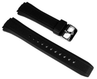 Casio Ersatzband Uhrenarmband Resin Band schwarz EF-552 – Bild 1